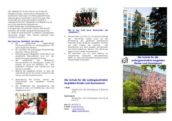 Bulletin, deutsch version