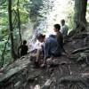 Kocháme sa Kľačianskym vodopádom